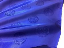 VERSACE 100% VISCOSE LINING FABRIC MADE IN ITALY CM 400 / 4,37 YD
