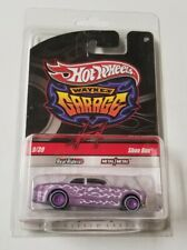 Hot Wheels Wayne/'s Garage #9 Purple Shoe Box CHASE w//Real Riders