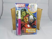 Marvel Magic Pen Ink Activity Book NEW kids games activities
