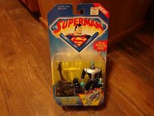 1996 KENNER--SUPERMAN--EVIL ALIEN BRAINIAC FIGURE (NEW)