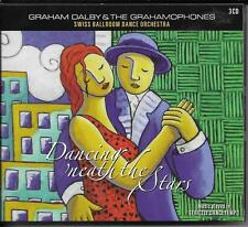3 CD Graham Dalby `Tango, Foxtrot, Rumba, Quickstep, Walzer` Neu/New Tanzmusik