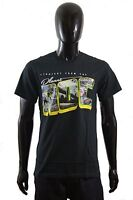 """Rocawear Men's """"Straight from the Planet ROC"""" T-Shirt Black"""