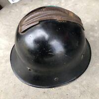 WWii 1930-1940 Czech Axis Helmet W/ Liner