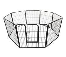 Clôtures et enclos en métal pour chien