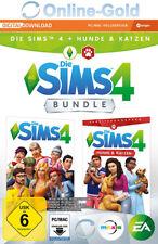 Die Sims 4 & Hunde und Katzen Bundle Key - EA ORIGIN PC Digital Download Code EU