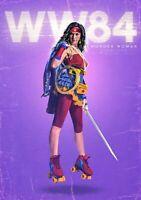Wonder Woman 1984 (12X18) Movie Collector's Poster Print Gal Gadot 2020 WW84