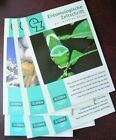 ENTOMOLOGISCHE ZEITSCHRIFT mit Insekten-Börse, Band 114 - 120, Jahre 2004 - 2010