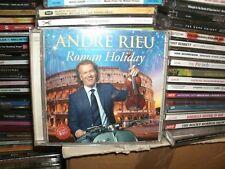 André Rieu - Roman Holiday (+DVD, 2015)