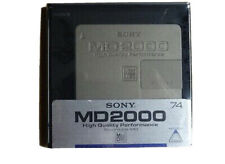 1 Brand New SONY MD2000 MD74 High Performance Minidisc