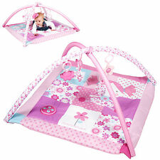 NEW RED KITE PRINCESS POLLYANNA BABY PLAY GYM  PINK ACTIVITY PLAY MAT FOR GIRLS