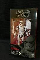 "Star Wars The Black Series First Order Stormtrooper 6"" Action Figure"