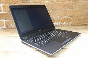 """Dell Latitude E7440 14.0"""" Laptop i7 4th Gen 128 GB 8 GB Win 10 Grade B 454562"""