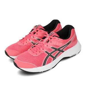 Asics Gel-Contend 6 Pink Gameo Silver Womens Running Shoes 1012A570-701
