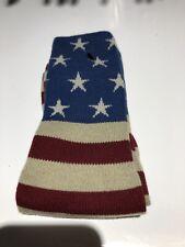 New listing New Stance American Usa Flag Stars & Stripes Dress Socks - Size L-Xl / 9-12