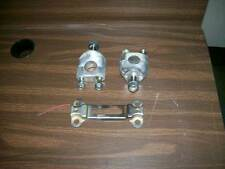 1986 TRX200SX handle bar clamps with hardware