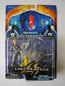 LOST IN SPACE CRYO SUIT DR. JUDY ROBINSON DANGER WILL ROBINSON NEW LINE CINEMA