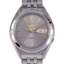 SNKL19K1 SNKL19K SNKL19 Seiko 5 Automatic Stainless Stel Grey Dial Male Watch