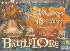 BATTLELORE - Les Guerres d'Ecosse Vues par les Nains NEUF *OOP!*