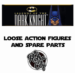 Batman Legends Of The Dark Knight Kenner Figures Spare Parts Weapons Accessories