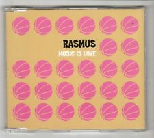 (HC173) Rasmus, Music Is Love - 1999 CD