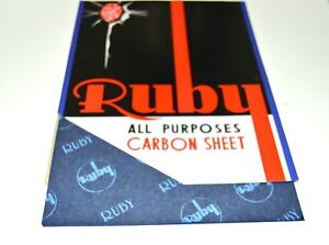 A4 CARBON PAPER SHEETS HAND COPY - BLACK, BLUE, RED 15, 25, 50, 100 & 200 SHEETS