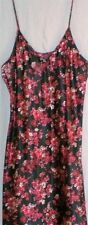 Unbranded Floral Knee Length Chemises Nightwear for Women