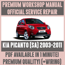 Kia car service repair manuals ebay workshop manual service repair guide for kia picanto sa 2003 2011 wiring cheapraybanclubmaster