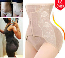 5aceac6e2e High-Waist Tummy Control Girdle Panty Body Trainer Shaper Butter Lifter  Knickers