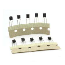 10x Transistor Fairchild PN2222A PN2222 - NPN - TO92 - 96tran052