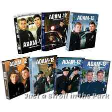 Adam 12: The Complete Series Seasons 1 2 3 4 5 6 7 Box / DVD Set(s) NEW!