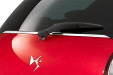 Citroen DS3 chrome hayon coffre verre lower trim neuf et authentique 9424F8