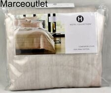 Hotel Collection Woodrose King Duvet Cover & King Pillowshams Set Pink