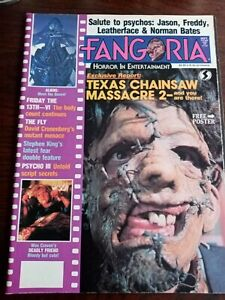 Fangoria Magazine # 57 (1986)