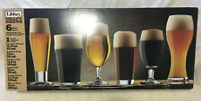 Libbey Craft Brews Pub Glass Set, 6-Piece