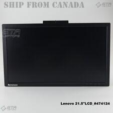 """21.5"""" Lenovo LED LCD MonitorLT2224zD *No Stand/Base* Base* Grade B (#474124)"""