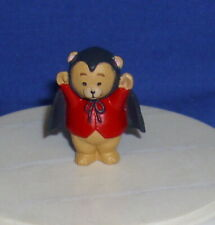 Hallmark Halloween Merry Miniatures Squirrel Hobo 1990 Used with Gold Seal