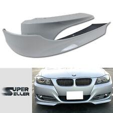 PAINTED BMW E90 LCI SEDAN OE TPYE FRONT BUMPER SPLITTER ABS 325i 335d 09-11