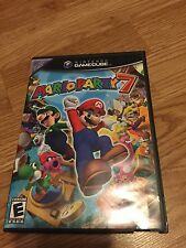 Mario Party 7 Nintendo GameCube TESTED Works NG3
