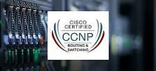Cisco CCNP Routing and Switching (300-101 & 300-115 & 300-135) VIDEO COURSE