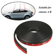 Z-shape Window Door Rubber Seal Weather Strip Hollow Car Weatherstrip 4M 160""
