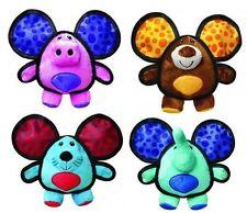 Kong Ballistic orejas Elefante Peluche Juguete Perro medio Multicolores