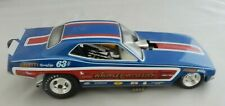WHIPPLE & 1320 DIECAST FLOPPERS SERIES FUNNY CAR 1/2500