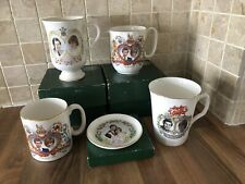 Prince Charles and Lady Diana Spencer - 1981 Royal Wedding Commemorative Items