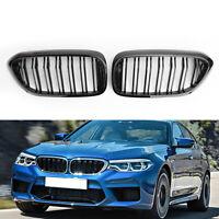 Front Grille de calandre Double Slat Pour BMW 5Serie G30 G31 Sedan 17-2019 Nr AF