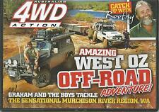 AUSTRALIAN 4WD ACTION - ISSUE 203 AMAZING WEST OZ OFF-ROAD ADVENTURE!