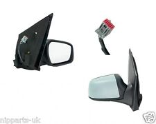 FORD FIESTA 2005-2008 ELECTRIC POWER FOLDING DOOR WING MIRROR RH RIGHT O/S SIDE