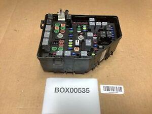 2008 CHEVROLET TRAVERSE UNDER DASH BOARD FUSE BOX JUNCTION RELAY UNIT OEM+