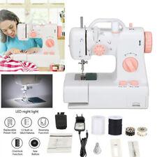 Nähmaschine Mini Elektrische Klein Nähprogramme Haushaltsgeräte für Anfänger