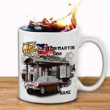 Personalised ASTON MARTIN DB6 Car Mug Cup Dad Custom Gift - Add Name