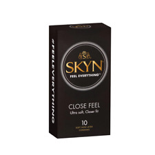 Ansell Skyn Close Feel 10 Condoms Retail Pack